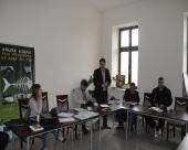 06.11.2015 - Spotkanie Grupy Roboczej ds. tworzenia Lokalnej Strategii Rozwoju obszaru Doliny Karpia 2014-2020